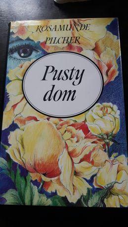 "ROMANS    Rosamunde Pilcher  - ,, Pusty dom"""