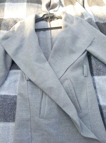 Пальто накидка женская
