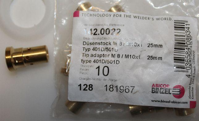 Łącnik prądowy MAG M8 Binzel