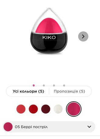 Бальзам для губ Kiko
