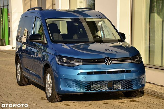 Volkswagen Caddy Nowy Caddy 5 Life 1,5TSI 114KM Automat Warszawa od ręki