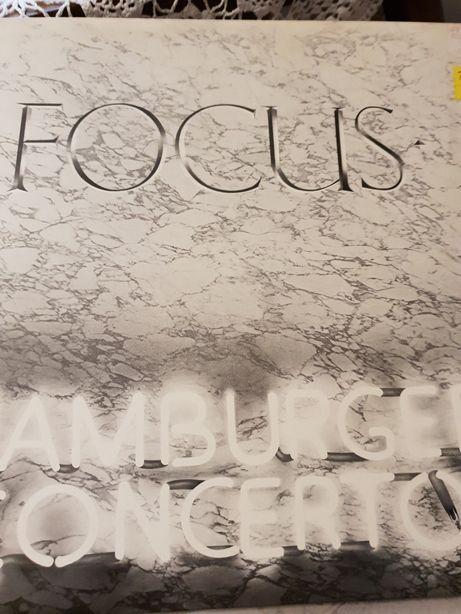 Focus- Hamburge concert Lp.+ solowe Akerrmana,van Lerra