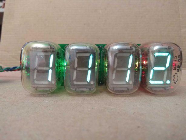 Часы на лампах ИB-22  с WiFi (собранные без корпуса)