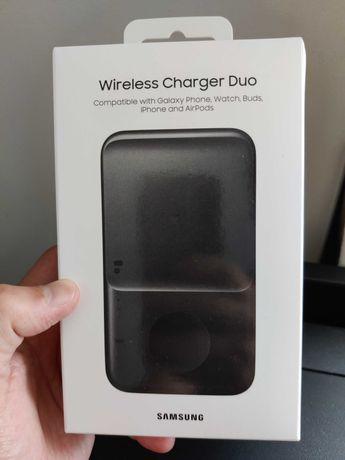 [Novo] Carregador Wireless Samsung Duo