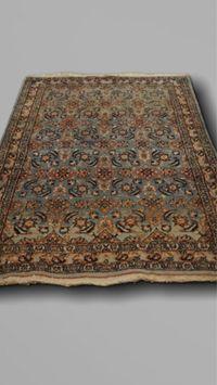 Antigo tapete persa Bidjar Proveniência: Irão  Ano : 1900 /1949  D