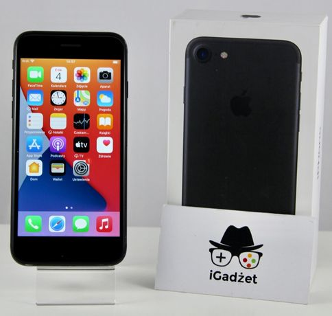 iGadżet | Apple iPhone 7 Black Telefon iOS 32GB