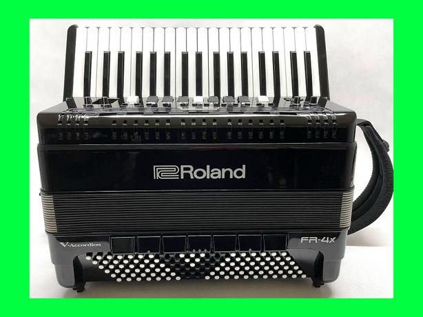 ROLAND FR-4X czarny Akordeon Cyfrowy / GWARANCJA