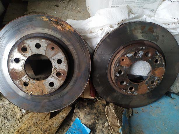 Тормозні диски колодки мазда 6 Mazda