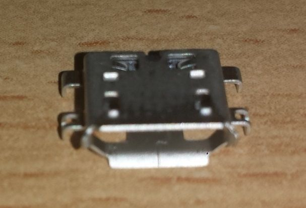 Connector Micro-USB MEO Smart A30 / ZTE N760 / BlackBerry 8900