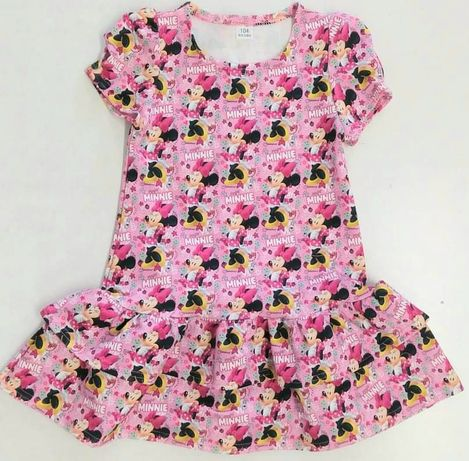 Sukienki miki miki rozmiarki od 92 do 128