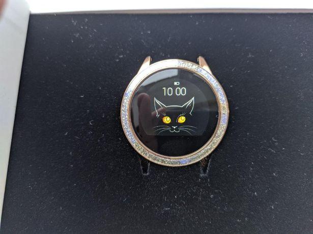 Часы King Wear KW20 IP68 GOLD металлический ремешок