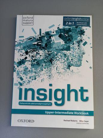 Podręcznik do angielskiego Insight upper 2 in 1
