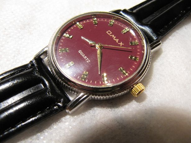 Часы Omax в коллекцию, 2007 года выпуска, кварцевые, новые