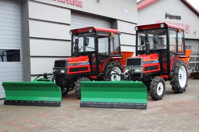 BOSS, Mini traktorek Yanmar F20DT mini-traktorki.pl