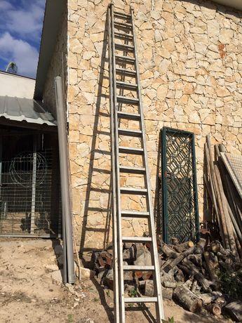 Escada aluminio extensivel
