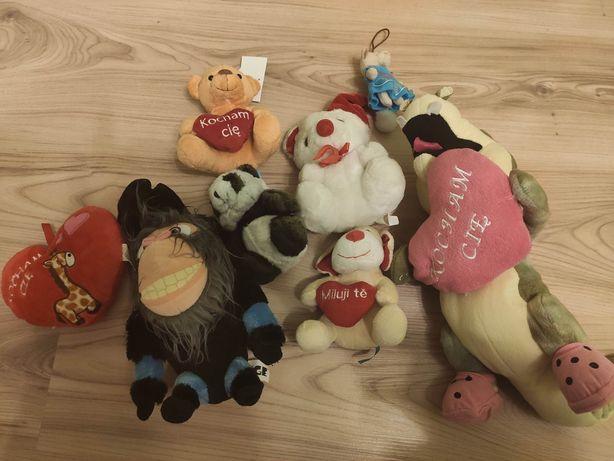 Maskotki pluszaki zabawki