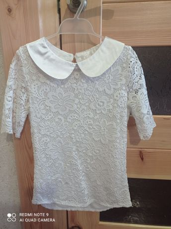 Продам блузку с коротким рукавом