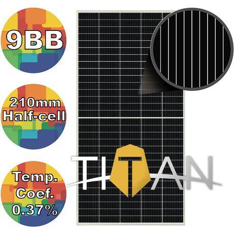Самая мощная Солнечная панель Risen RSM150-500M PERC-НС/9BB JAGER
