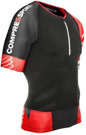 Футболка Compressport Triathlon TR3 Aero Top