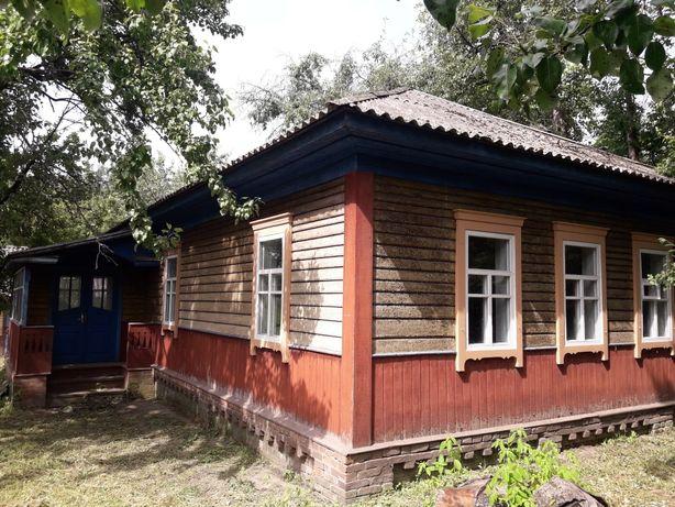 Продам отличный деревянный дом в г.Мена