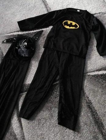 Strój karnawałowy Batman r 110-122 l , 4-7 l