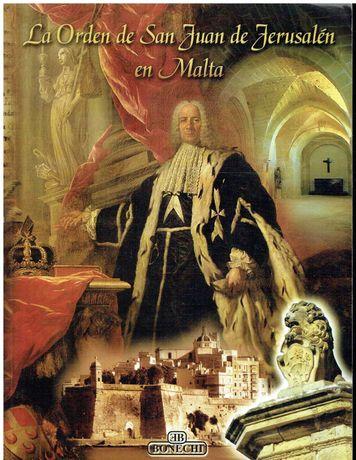 11823  La Orden de San Juan de Jerusalén en Malta