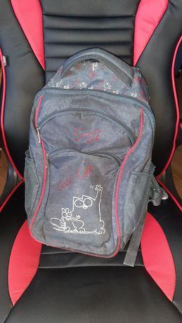 Продается школьный рюкзак.