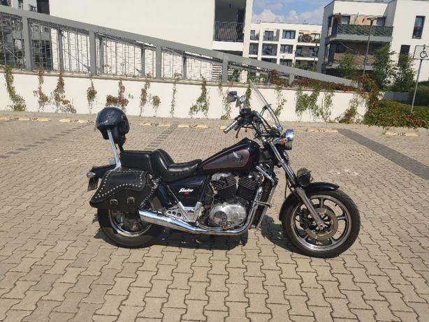 Honda Shadow vt 1100C ubrana zamiana na inny motocykl lub samochód !!!