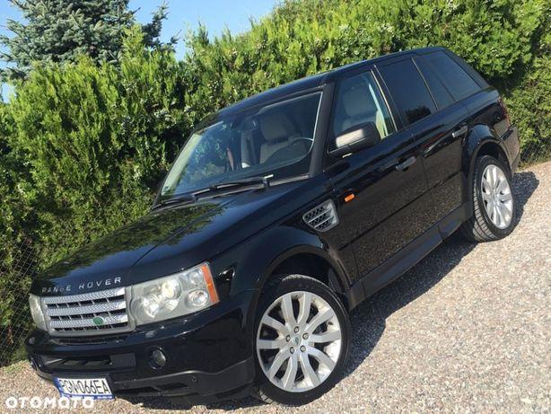 Land Rover Range Rover Sport Bardzo Ładna Sztuka, Zarejestrowany