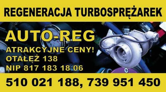 Tuning Regeneracja TurboSprezarek turbin !! TYLKO 450 ZŁ