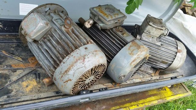 silniki elektryczne 13kw 7,5kv