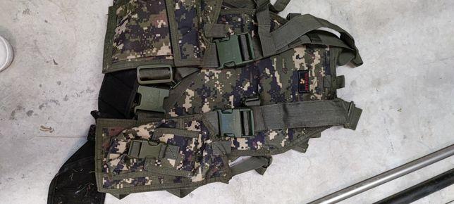Colete tippmann tactical vest