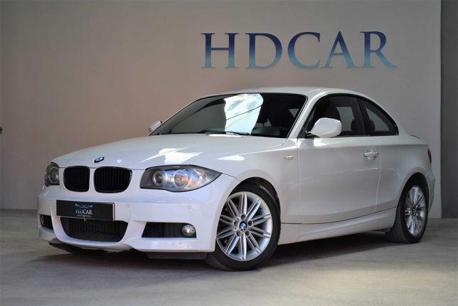 250€ Mês | 2011/11 | 89 Mil KMS | BMW 118d Coupe 143cv Pack M Auto