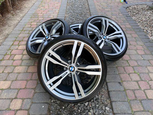 Koła felgi 20 cali BMW G11 G12 6 G32 g30 M-pakiet Czujniki Ideał 5x112