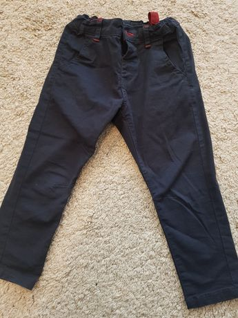 Spodnie granatowe Max&Mia rozm.98