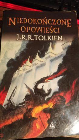 Niedokończone opowieści JRR Tolkien