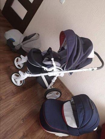 Bexa Ideal 3w1 wózek dziecięcy