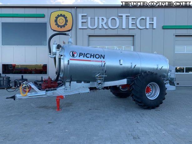 Pichon TCI 10400L Beczka Wóz asenizacjny Nowy Ocynkowany