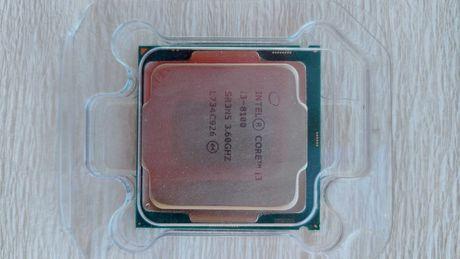 Процессор Intel® Core™ I3 8100 (4 ядра, 3.6ггц, LGA-1151)