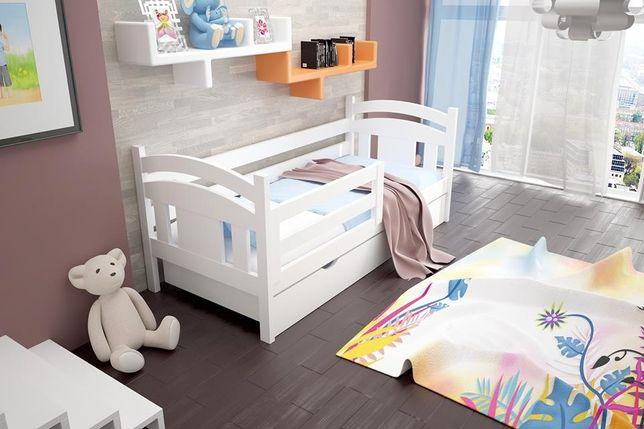 Łóżko dla dzieci TADEK 3 - biały . Dostawa w 7 dni!