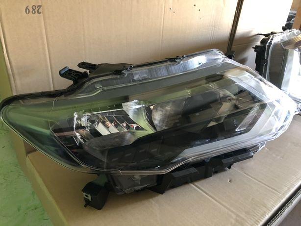 Nissan Roque T32 2017-2019 фары туманки бампер решетка радиаторы