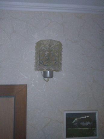 Два светильника в коридор