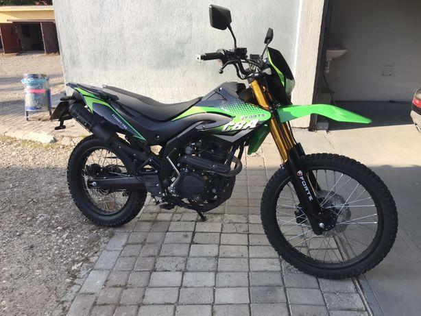 Продам мотоцикл forte ft250gy-cba