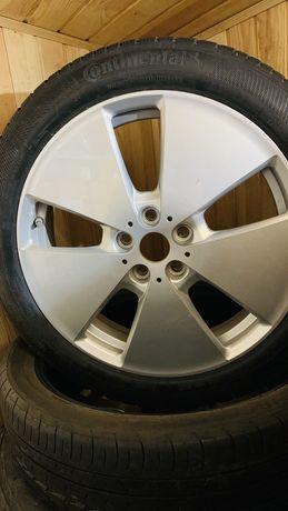 Диск колесный один R19  с резиной BMW i3 155/70R19