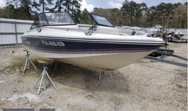 Лодка Starcraft 170
