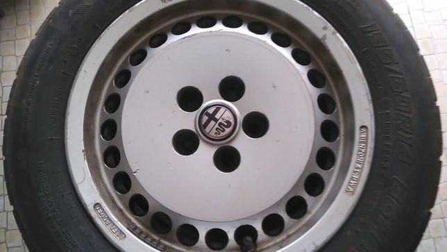 Vendo Jantes Originais Alfa Romeo 75 / GTV-6