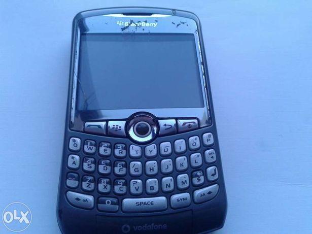 Blackberry 8310 para peças ou reparar com ecrã e bateria