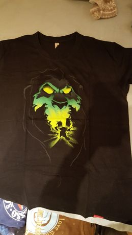 T-Shirt Rei Leão Pampling