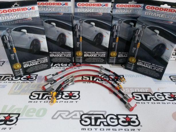 Tubos de travão Goodridge BMW E30 E36 E46 E90 SEAT IBIZA 6L 6J