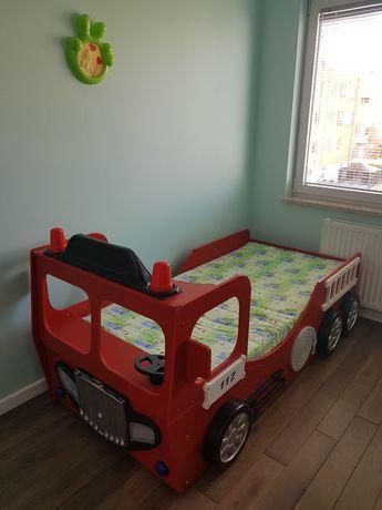 Łóżko dziecięce straż pożarna, strażackie